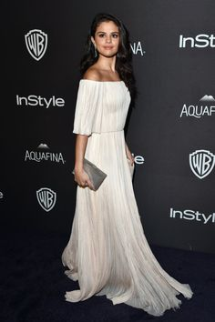 January 10: Selena attending the 2016 InStyle And... : Selena Gomez News