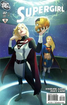 Cover for Supergirl (DC, January 2010) #47