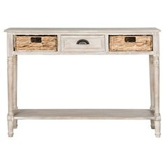 Safavieh Christa Console Table With Storage