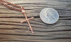Cross necklace cross pendant cross jewelry religious