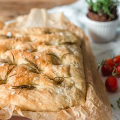 Täydellinen Focaccia Savory Pastry, Savoury Baking, Most Delicious Recipe, Spanakopita, No Bake Desserts, Vegan Recipes, Appetizers, Yummy Food, Snacks