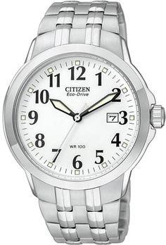 BM7090-51A - Authorized Citizen watch dealer - Mens Citizen Eco Drive WR100, Citizen watch, Citizen watches