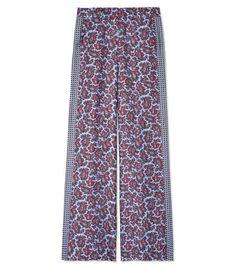 Michael Kors Windsor Paisley Tuxedo Pants - Paisley Trousers - ShopBAZAAR, How would you style these? http://keep.com/michael-kors-windsor-paisley-tuxedo-pants-paisley-trousers-shopbazaar-by-megan_bazaar/k/y97EN5gBPe/