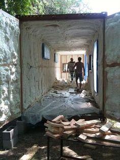 Studio-pod-insulation-interior