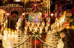 Dyker Heights Christmas lights | Flickr - Photo Sharing!
