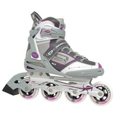 Roller Derby AERIO Q60 Womens Inline Skates 7 -- Check this awesome product by going to the link at the image. This is an Amazon Affiliate links.