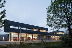 FIRE STATION DOETICHEM, Doetinchem, 2014 - Bekkering Adams architects