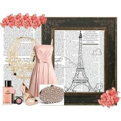 Chanel No.5, created by abigailroper on Polyvore