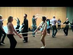 Disability Sport - Twin Sticks Exercise - YouTube