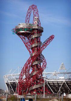 The ArcelorMittal Orbit / London Olympics / Kapoor   Balmond