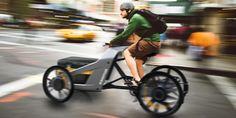 Microcar, 3 Wheel Motorcycle, Best Cycle, Velo Cargo, Lotus 7, Best Electric Bikes, Trike Bicycle, Electric Tricycle, Reverse Trike