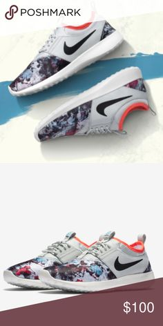 NIB NIKE Juvenate Print N7 Sneakers Sz 9.5 Guaranteed Authentic. New, never worn; in box. Limited N7 collection. NO TRADES. Open to offers through the offer button ☺️ Nike Shoes Sneakers