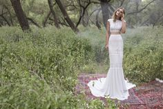 thrilled to share a gorgeous bridal collection by a young leading Israeli designer Limor Rosen. The lastest Limor Rosen Bridal 2017 ethereally elegant and exquisitely embellished. Two Piece Wedding Dress, Two Piece Dress, Dream Wedding Dresses, Bridal Dresses, Wedding Gowns, 2017 Wedding, Wedding Bells, Boho Wedding, Bridal Looks