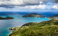 No. 1: Virgin Gorda, British Virgin Islands