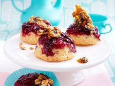 Unser beliebtes Rezept für Kernige Kirsch-Muffins und mehr als 55.000 weitere kostenlose Rezepte auf LECKER.de.