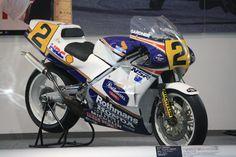 HONDA NSR500 1987