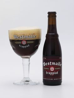July 2012 Beer of the Month – Westmalle Trappist Ale Dubbel