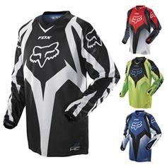 2014 Fox HC Race Motocross Jerseys Camisetas Fox 8762cccb341