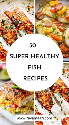 Grilled Fish Recipes, Easy Fish Recipes, Baked Salmon Recipes, Baked Whiting Fish Recipes, Baked Haddock Recipes, Walleye Fish Recipes, Fish Dinner, Seafood Dinner, Vegetarian Recipes