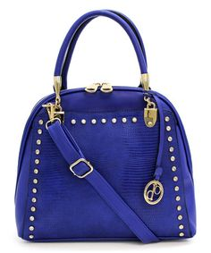 Love this Royal Carter Convertible Satchel by d'Orcia on #zulily! #zulilyfinds