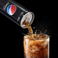 Key Visual for the launch of Pepsi Black in India Eid Crafts, Food Sketch, Abstract Iphone Wallpaper, Pepsi Cola, Creative Advertising, Energy Drinks, Beverages, Food And Drink, Canning