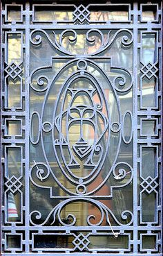 Top 55 Beautiful Grill Design Ideas For Windows - Engineering Discoveries House Main Gates Design, House Window Design, Iron Gate Design, Window Grill Design, Door Design, Modern Window Grill, Iron Window Grill, Front Wall Design, Polycarbonate Roof Panels