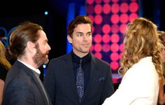 Pin for Later: Go Inside the Spirit Awards With the Best Snaps of the Stars Zach Galifianakis and Matt Bomer