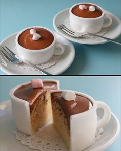 OMG -- This blew my mind! Coffee Cake...literally