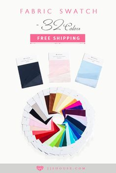 Color Fabric swatch with FREE SHIPPING! #swatch Ships in 24 hours!