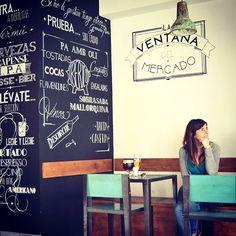 Otro local de Las Palmas que acaba de abrir con nuestro mobiliario industrial y piezas recuperadas de barcos: La Ventana del Mercado  Gracias a sus propietarios y al estudio de arquitectura GESARQ por contar con nosotros!! #polonium209 #laventanadelmercado #gesarq #bar #laspalmas #grancanaria #canarias #industrial #recrafting #indiedeco #gourmet #deco #interiors #diseño #tiendadeco