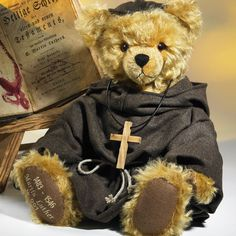 Martin Luther Teddybär - Teddy-Fabrik - Der offizielle HERMANN-Coburg Teddy-eShop