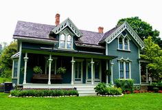 Image result for gothic revival homes