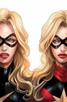 Moonstone vs. Ms.Marvel