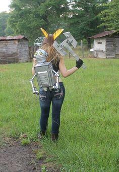 #cosplay #cosplayer #cosplayers #videogame #videogamecosplay #ratchetandclank #ratchetandclankcosplay #robot