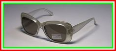 AUTHENTIC FABRIS LANE 271274 BEIGE/PEARL COLOR FRAME WITH BROWN LENSES EUROPEAN DESIGNER OVERSIZED/LARGE SHAPE/STYLE SUNGLASSES - made in Italy - womens/ladies by Fabris Lane. $24.95. color: frame - beige pearl; lenses - brown. MSRP: $115.00. style: 271274. pouch: original. size:  one size. You are looking at a pair of exclusive Fabris Lane sunglasses. The glasses are 100% authentic. The sunglasses were made in Italy! This is one of the latest styles of this season. These sungl...