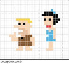 Doces Pontos: Os Flintstones