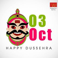 Wishing you all a #HappyDussehra. May lord #Ram bless you with love, happiness & peace.