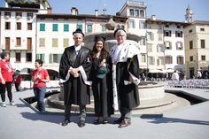 I migliori laureati uniud a.a. 2013/2014 premiati durante il Dies Academicus