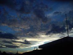 14 Juni 2013 Langit senja dari atas A4