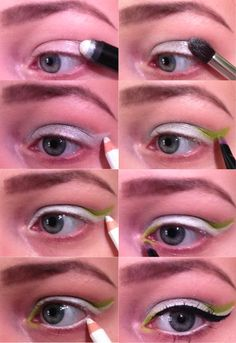 Wing 2 Tutorial with the Urban Decay Electric Palette