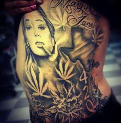 #weed #tattoo