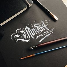 Mindset is incredibly important. 'Mindset matters' by @sevenseventyfive | #typegang if you would like to be featured | typegang.com by type.gang