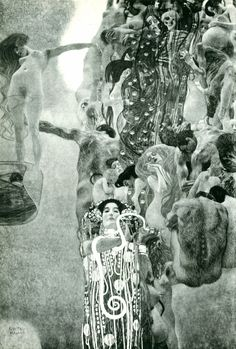 Gustav Klimt -Medicine