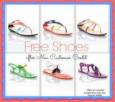 Beyond The Rack: FREE Cute Shoes After New Customer Credit (Ends 6/30/13)  http://livingchiconthecheap.com/beyond-the-rack-free-shoes-after-new-customer-credit/