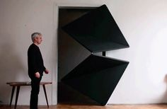 Crazy space saving furniture! Some of these are just pure genius!