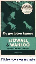 Sjöwall & Wahlöö - De gesloten kamer