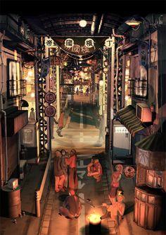 Streetwise - Teikoku Shounen