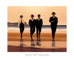 Jack Vettriano The Billy Boys painting is available for sale; this Jack Vettriano The Billy Boys art Painting is at a discount of off. Jack Vettriano, Edward Hopper, Anime Comics, Detective, The Singing Butler, Double Exposition, Boy Art, Art Plastique, Framed Art Prints