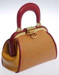 Christian Dior Handbag   From a collection of rare vintage handbags and purses at http://www.1stdibs.com/fashion/accessories/handbags-purses/
