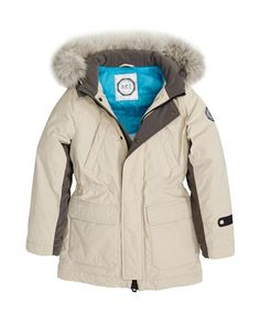 Stefano Ricci Boys' Hooded Ski Jacket w/ Faux-Fur Trim, Size Sally Miller, Girls Designer Clothes, Little Marc Jacobs, Stella Mccartney Kids, Fur Trim, Outfit Sets, Fit And Flare, Canada Goose Jackets, Neiman Marcus